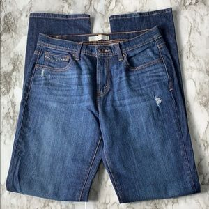 Levi's 505 Lightly Distressed Jeans Size 6